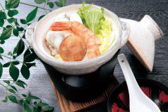 清流 アレンジ鍋